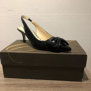Brand new Enzo Angiolini sling back shoes.